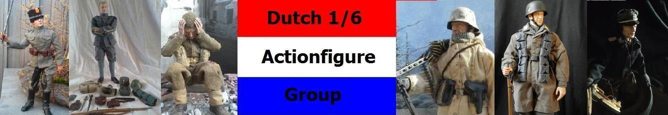Source Dutch 1/6 Action Figure Group